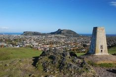 Views of Edinburgh from Blackford Hill Hike