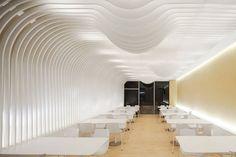 Bäckerei und Konditorei Gondodoce in Porto, Paulo Merlini Arquitectura