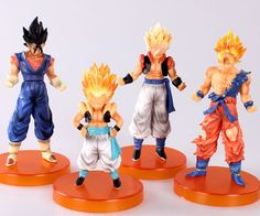 27.00$  Buy now - https://alitems.com/g/1e8d114494b01f4c715516525dc3e8/?i=5&ulp=https%3A%2F%2Fwww.aliexpress.com%2Fitem%2FDragon-Ball-Cosplay-Son-Goku-Son-Gohan-Son-Go-Ten-11cm-4-3-PVC-Colors-Garage%2F32371776502.html - Dragon Ball Cosplay Son Goku Son Gohan Son Go Ten 11cm/4.3'' PVC Garage Kit Action Figures Model Toys 4Pcs/Set 27.00$