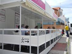 terrazas para bares
