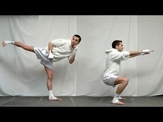 Taekwondo Lower Body Strength Drills (Kwonkicker) - YouTube