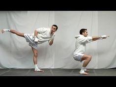 Taekwondo Lower Body Strength Drills (Kwonkicker) - YouTube