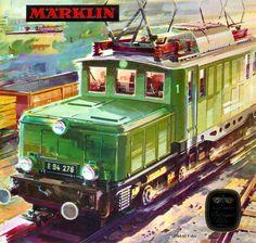 1964-65 Marklin catalogue