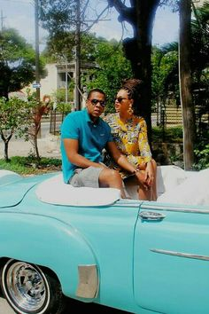 Jay-Z and Beyonncé on vacation in Cuba.