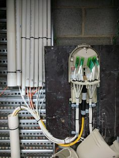 fiber color code 288 cabling in 2019 fiber optic cable