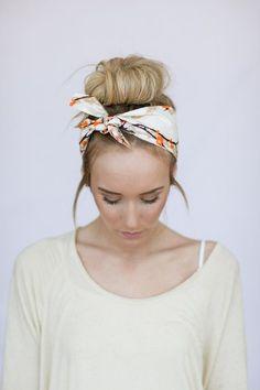 Easy Bun Hairstyles for Long Hair and Medium Hair1 (4)