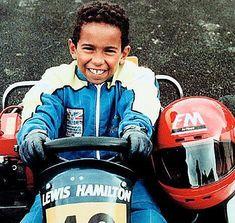 """""""BOY"""" Lewis Hamilton"""