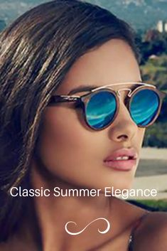 69fd94e3697b Elegant sunglasses for summer! Saw these all over CA on my recent trip to  San