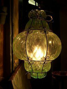 oriental pendant Murano lamp chandelier