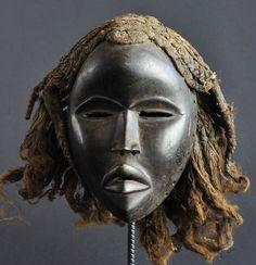 Beau Masque DAN Côte Ivoire Mask ART Africain Tribal Arts Premiers | eBay