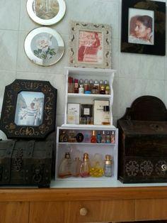 Colección Organizada de Perfumes