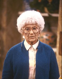 'Sophia' from the Golden Girls - everyones' favorite, and the reruns are still on Cable