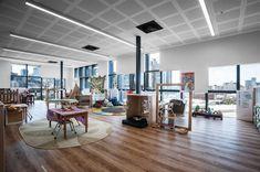 South Melbourne Primary School by Hayball - RTF | Rethinking The Future Interior Architecture, Interior Design, Living Environment, Building Facade, Smart City, Urban Planning, Primary School, Urban Design, Melbourne