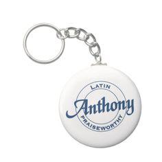 Anthony Keychain