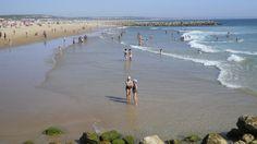 Alerta para frequentadores de praias do centro de Portugal