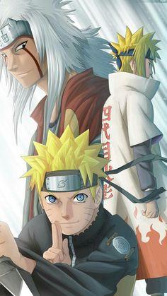 Jiraya, Minato e Naruto Naruto Shippuden Sasuke, Naruto Kakashi, Anime Naruto, Boruto, Madara Uchiha, Gaara, Naruto Wallpaper, Wallpapers Naruto, Wallpaper Naruto Shippuden