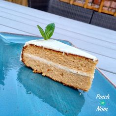 3 Syn a Slice Coconut and Lemon Curd Cake   Slimming World