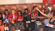 Nigerian celebrating valentine #Nigerians, #valentineday Valentines Day, Celebrities, Style, Valentine's Day Diy, Velentine Day, Stylus, Celebs, Valentine's Day, Valentines
