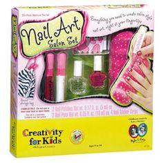 kids nail art sets - Google Search