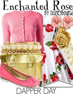 Disney Bound - Enchanted Rose