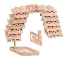 kapla brug met boten Block Area, Block Play, Activities For Boys, Wooden Blocks, Giraffe, Lego, Parenting, Bridges, Schools