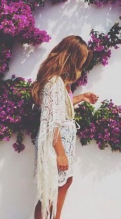 #summer #fashion / lace