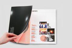 層次感 雜誌排版設計 | MyDesy 淘靈感