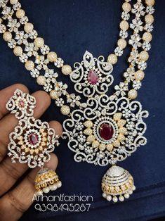 Diamond Necklace Set, Diamond Choker, Indian Diamond Necklace, Diamond Pendant, Diamond Jewelry, Uncut Diamond, Bangle Set, Temple Jewellery, Metal Jewelry
