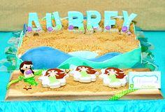 Mermaid Party: Aubrey's Chic Little Mermaid Party | Mimi's Dollhouse