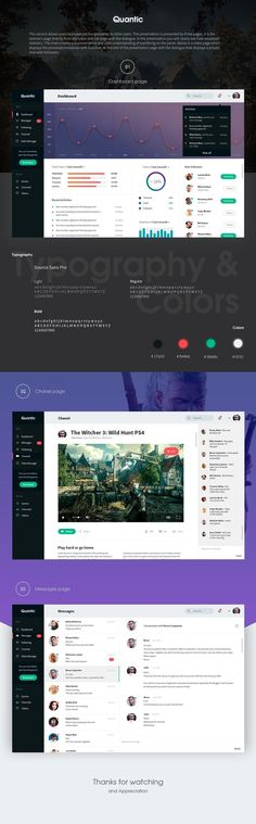 This service allows users to broadcast live gameplay to other users. The presentation is presented by three pages, it is the statistics page directly from the video and the page with the dialogue. In the presentation you will clearly see how visualized st…