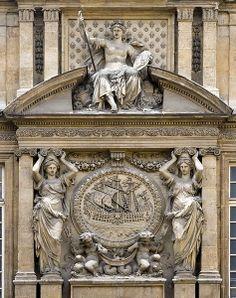 Hôtel de Carnavalet - Paris - détail