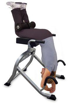 teeter exercise machine