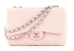 4b8d3df380ec Classic Single Flap Bag Quilted Lambskin Jumbo