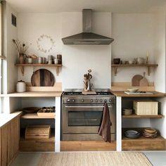 wohnen Wooden kitchen design ideas Beds, Beds And Beds! Wooden Kitchen, Rustic Kitchen, New Kitchen, Kitchen Ideas, Kitchen Inspiration, Kitchen Designs, Kitchen Modern, Kitchen Layout, Awesome Kitchen