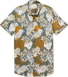 0379c511 Scotch & Soda Cotton Voile Shirt Regular fit Latest Clothes For Men, Denim  Fabric,