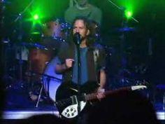 Pearl Jam-Present Tense