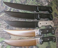Becker Knife Pictures