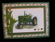 Farmer Father's Day by Alene - Cards and Paper Crafts at Splitcoaststampers