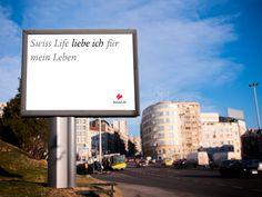 Swiss Life LIEBE ICH für mein Leben #wendesatz