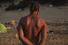 Naked in Gavdos island, Crete Zorba The Greek, Travel Articles, Crete, The Man, Island, Beach, A4, Gypsy, Naked