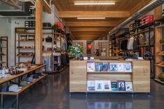 Tanner Goods store relocation, Portland – USA » Retail Design Blog
