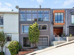 Contemporary Noe Valley View Home, San Francisco CA Single Family Home - San Francisco Real Estate