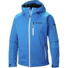 With strategically placed insulation for warmth where you need it and bulk-free mobility where you don't, the men's Zonafied windproof soft shell excels at dynamic activities in the cold. Columbia, Softshell, Nike Jacket, Hooded Jacket, Windbreaker, Winter Jackets, Clothes, Accessories, Fashion