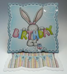 Birthday bunny (Bebunni)