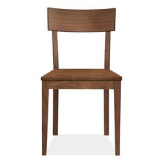 Room & Board - Doyle Side Chair with Wood Seat