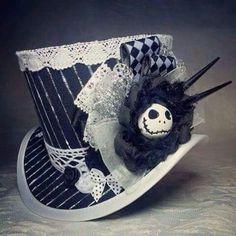 Jack steampunk top hat