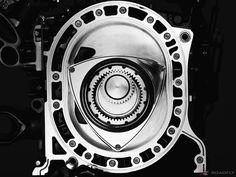 MAZDA Wankel engine - マツダ ロータリーエンジン -