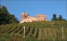 Vue du château de Kintzheim