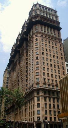 Edifício Martinelli - Martinelli Building - Sao Paulo (Thx Cristina)