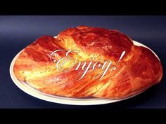 The best recipe for homemade bread! - Recipes of Bliss Bread Recipes, Bliss, Good Food, Homemade, Breakfast, Youtube, Recipes, Morning Coffee